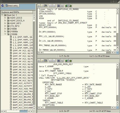 BSP – a Developer's Journal: Part IV- RFCs and the BAPI