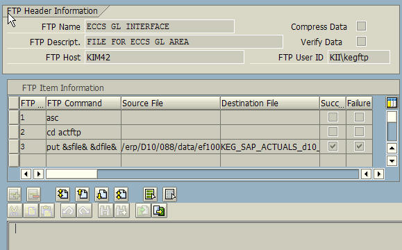 Performing FTP Commands From ABAP | SAP Blogs