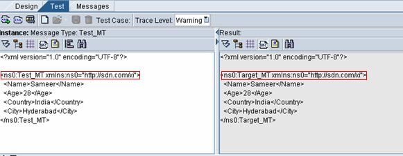 How to remove namespaces in Mapping – XI | SAP Blogs