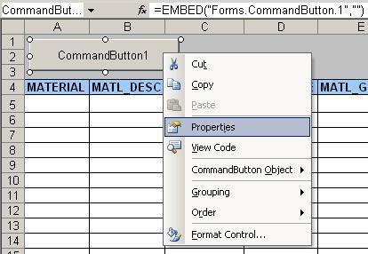 Data Upload into SAP from Microsoft Excel – VBA Part | SAP Blogs