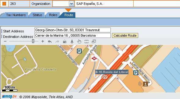 geocoding \u2013 the next step routing with map24 ajax api sap blogs