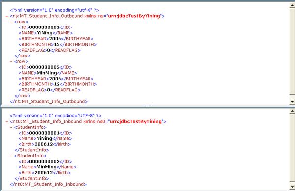 tips and tutorial for sender jdbc adapter sap blogs