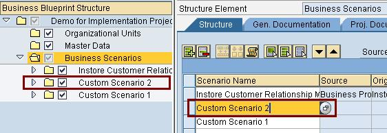 Sap solution manager 40 project management business blueprint the scenario will be moved one position up in the tab click on save button from the standard sap toolbar malvernweather