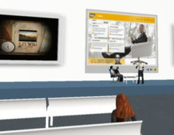 waiting for the KPI Wiki session in Second Life