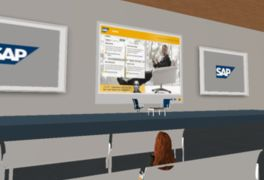 waiting in Second Life