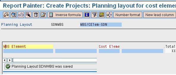 WBS- Integrated Excel Planning | SAP Blogs