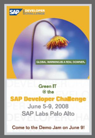 SAP Developer Challange Green IT
