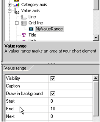 Rename the value range