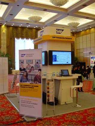 SAP Community Network Pods