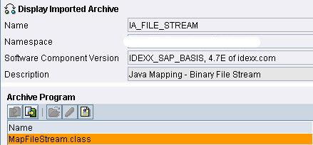Importing .JAR Archive