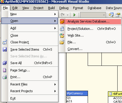 Open Analysis Service database in BIDS