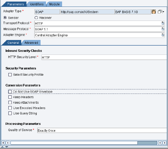 How to Read SOAP Header Information | SAP Blogs