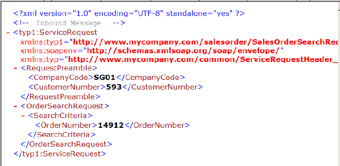 how to read soap header information sap blogs
