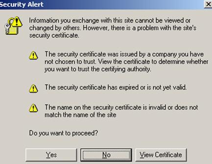 Using certificates with the SAP NetWeaver Portal   SAP Blogs