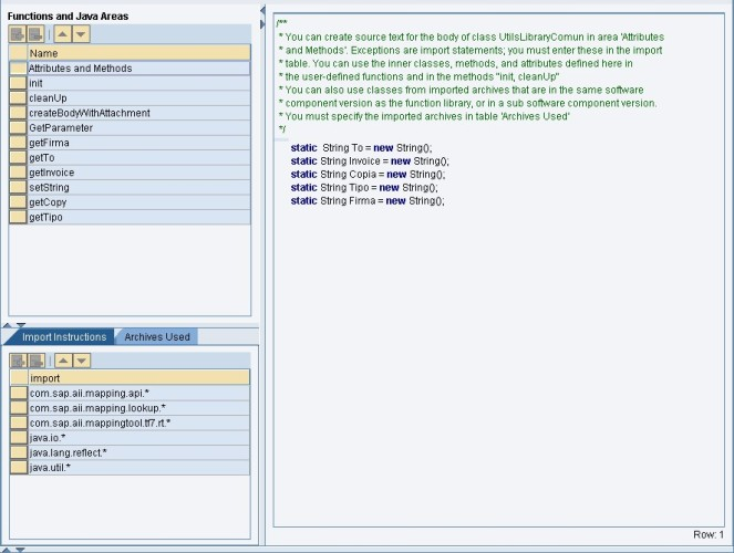 sharing data between message mapping in pi 7 1 sap blogs