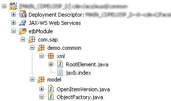 Hidden gems of functionality – JAXB | SAP Blogs