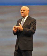 Colin Powell - credit Martin Gillet