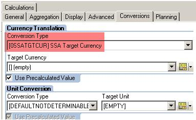 Query -> Key-figure Property -> Conversions