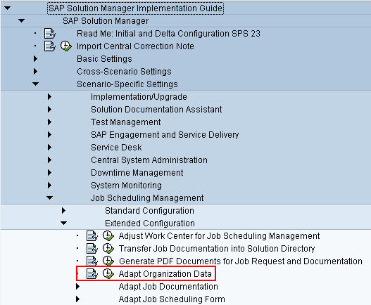 How To Configure Sap'S Standard Job Request Form – Part 1 | Sap Blogs