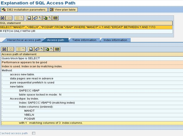 Performance optimization of SQL statements in ABAP | SAP Blogs