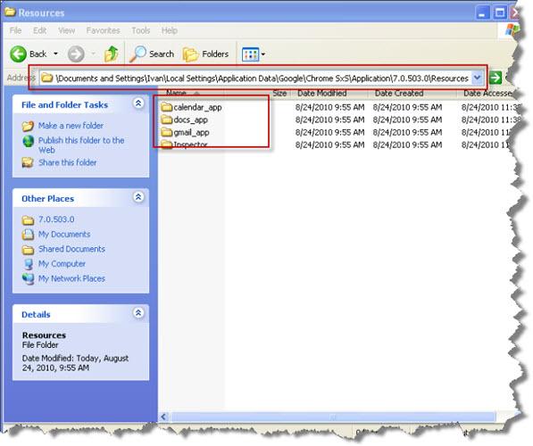 How to create your own Chrome Web App | SAP Blogs