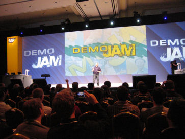 Demo Jam kicks off!