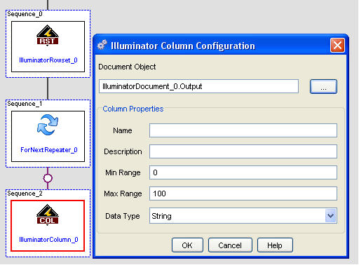Dynamically Add Columns, Rows and Data to IllumDocument in MII | SAP