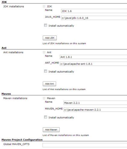 Running soapUI Unit Tests in Hudson/Jenkins | SAP Blogs