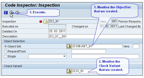 sap code inspector sci tutorial sap blogs rh blogs sap com SAP Procurement Codes All SAP T Codes