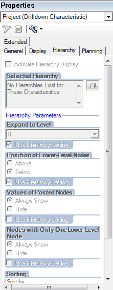 List BEx Analyzer 7 X variables and generate the associated