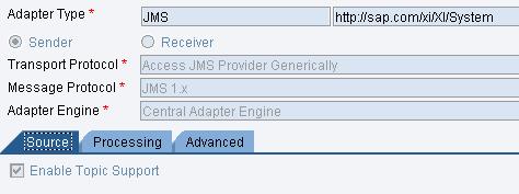 Michal's PI tips: ActiveMQ – JMS – topics with SAP PI 7 3