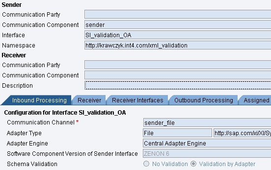 michal s pi tips xml validation changes in 7 3 sap blogs