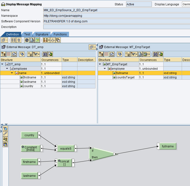 step by step to learn java mapping with jaxb sap blogs