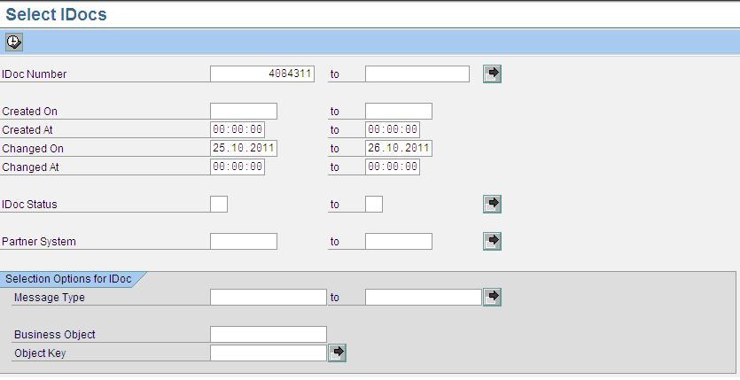 SAP IDOC base Integration Error Handling & Monitoring guide