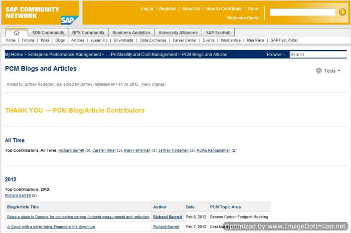 sap bpc how to guides