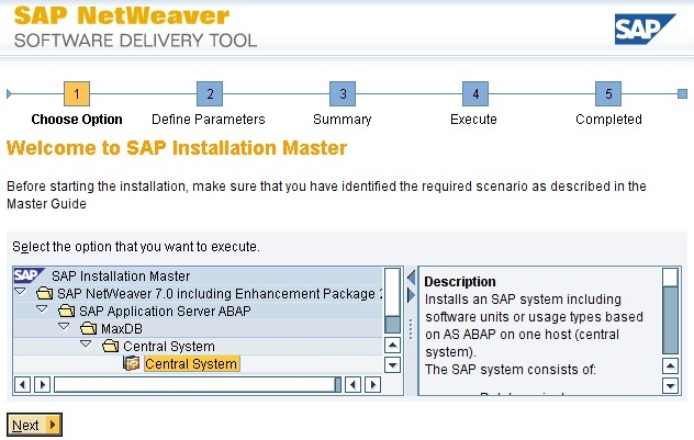 step by step installation guide for sap netweaveras abap 702 sp6 rh blogs sap com ABAP Programming Language SAP ABAP Certification