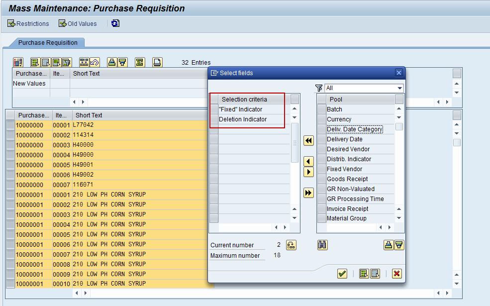 How to – Cross Application Mass Maintenance in SAP | SAP Blogs