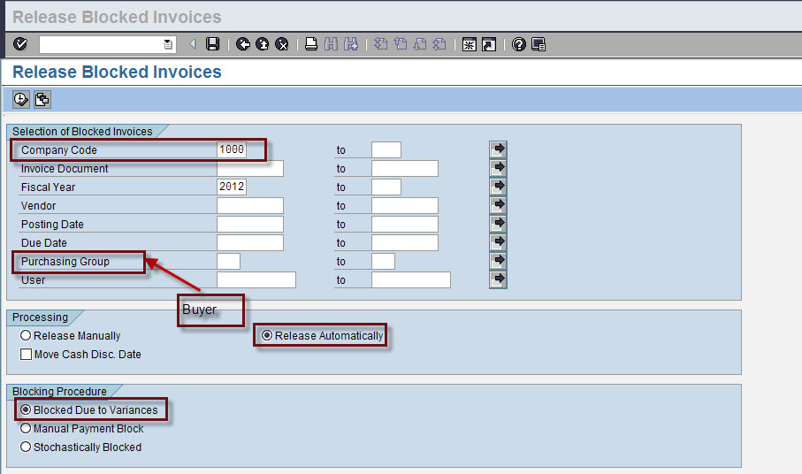 SAP Threeway Match Functionality Configuration SAP Blogs - Invoice discrepancy meaning