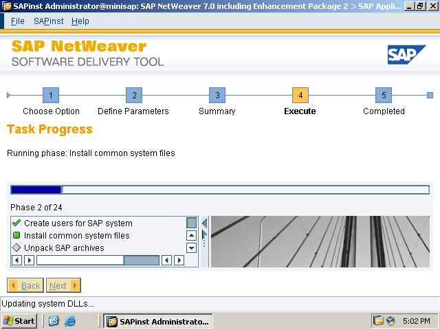 Step by Step Installation Guide for SAP NetWeaver AS ABAP