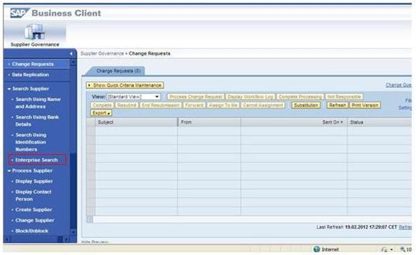 Whitepaper Governance Over Supplier Master Data Using SAP MDG – Master Data Specialist