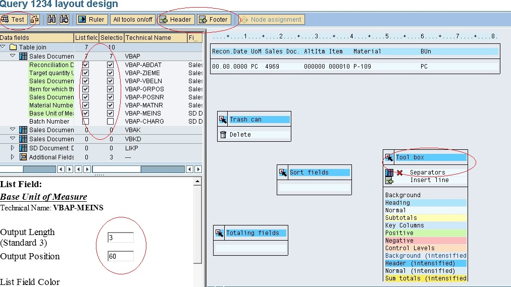Guidelines To Create Quickviewer and SAP Query | SAP Blogs