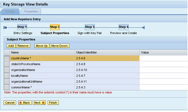 SSL (HTTPS) Configuration in SAP PI Systems as of release PI 7.10 ...