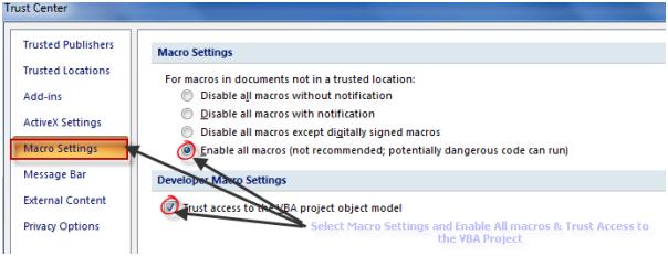 SAP ALV Excel inplace with macro recording | SAP Blogs