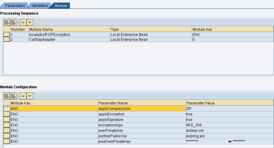PGPEncryption Module: A Simple How to Guide | SAP Blogs