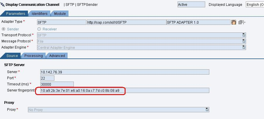 SAP SFTP Adapter: A Quick Walkthrough | SAP Blogs