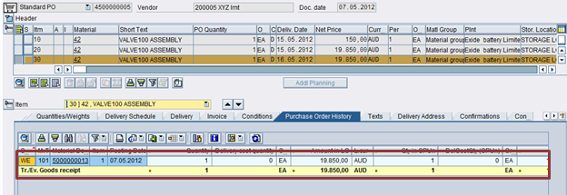 Concept of ERS in SAP MM | SAP Blogs