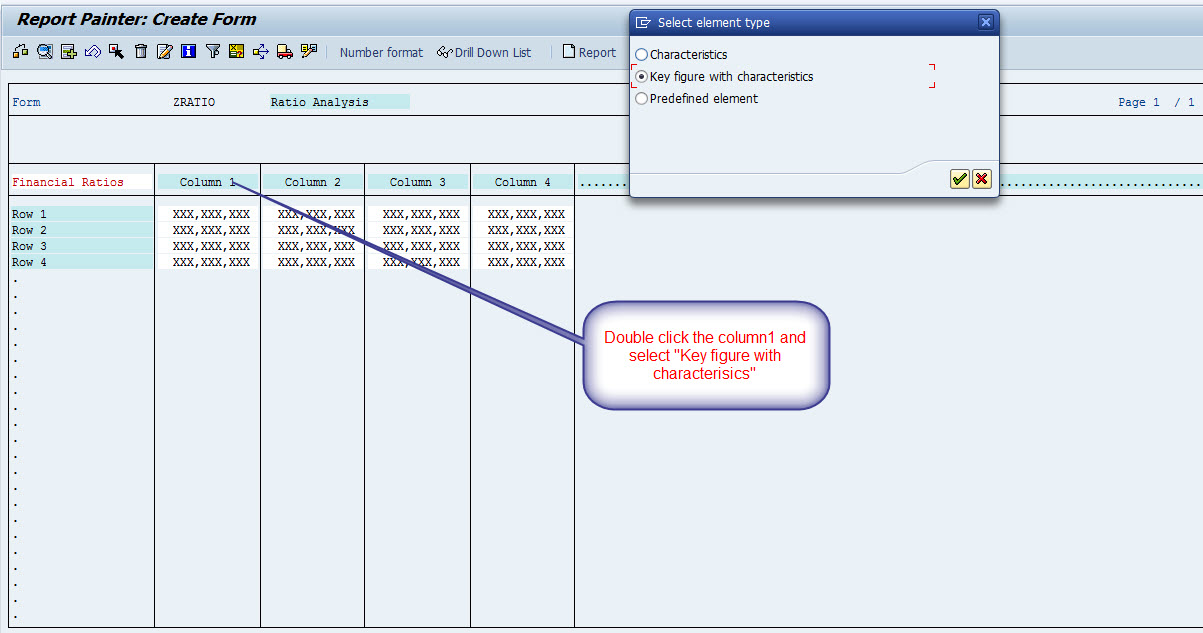 Financial Statement Analysis by using Report Painter | SAP Blogs