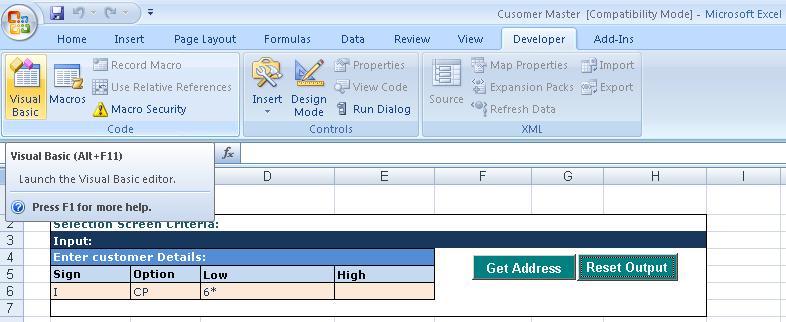 SAP Connectivity with MS Excel | SAP Blogs