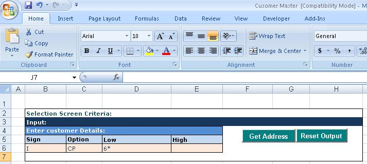 SAP Connectivity with MS Excel | SAP Blogs
