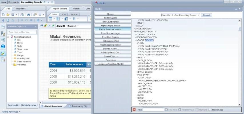 displaying webi report parts via opendocument in bi 4 0 sap blogs